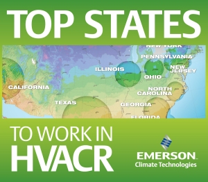 Top Places to Work in HVACR