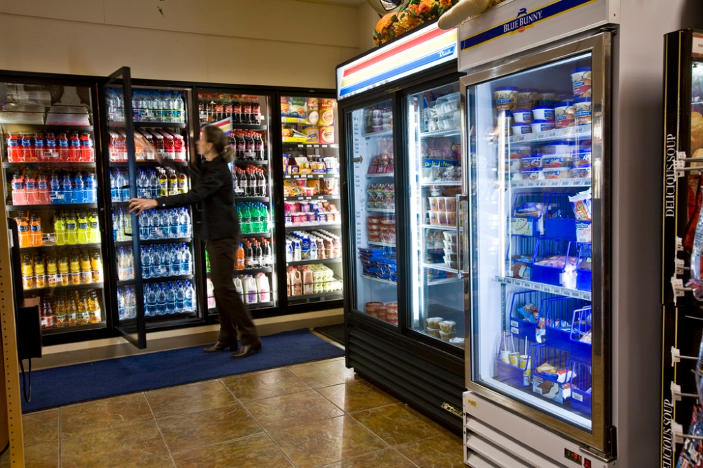 Keep the Door Closed! And Other Benefits of an Effective Control Strategy for Convenience Stores