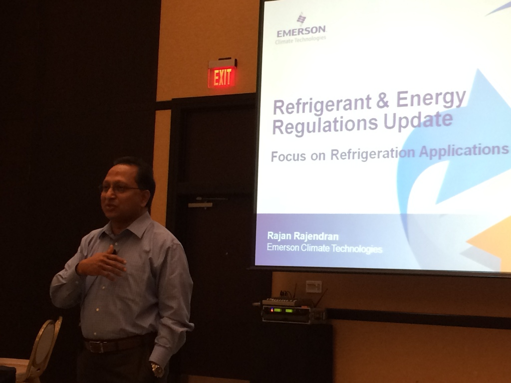 Rajan Rajendran in E360 Forum